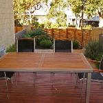 timber deck verandah