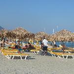 beach at kardamena