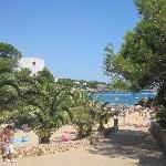 Es Forti beach