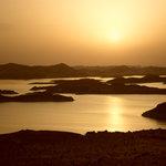 Lake Nasser Foto