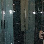 doccia spettacolare