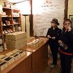 Not far from the Town Hall is Astorga's Chocolate Museum, which Buffy says is worth the price of