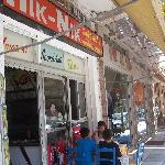 The best Gyros in Greece!