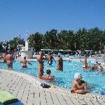 La piscina dei piccoli