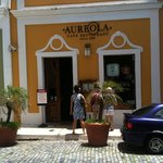 Aureola, San Juan, PR, taken on Aug 19, 2011