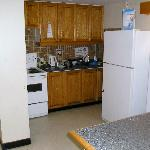 Common Area Kitchen - Wetmore Hall Residence