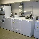 Laundry Room - Wetmore Hall Residence