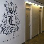 Hallway - Wetmore Hall Residence