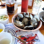 Steamers at Spinney's