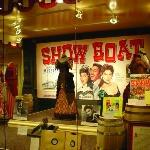Showboat Exhibit