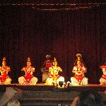 The Pooja Dance.