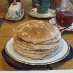 sourdough pancakes delicious