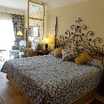 Habitacion, cama King Size