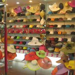 Hat shop in Hanoi