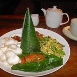 Favorite dish here Nasi Campur