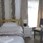 The Copplehouse Single Bedroom