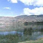 Vista de la Laguna de Paca - Jauja