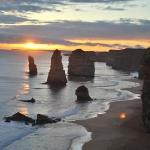 12 Apostles at sunset