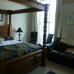 Room 3 - spacious and accommodating with en suite