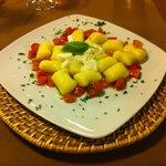delicious food prepared fresh!