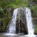 Wasserfall in Tremosine