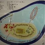 Darstellung der Insel