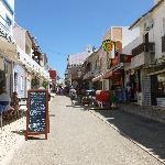 Street in Alvor