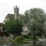 La Poterne - balcon à droite