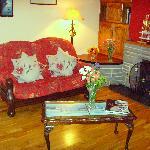 Rockmount B&B Guest Lounge