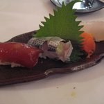 Part of omakase