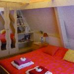 Camera con servizio quotidiano cambio asciugamani e snack