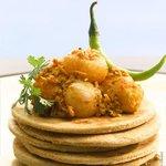 Sambhariya with Biscuit Bhakhri