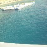 beautiful clear sea
