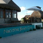Foto de Nacional Beach Club and Bungalows Restaurant