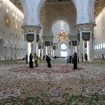 Inside Main Prayer Hall