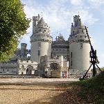 Pierrefonds Chateau