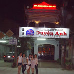 A night at the Duyen Anh restaurant