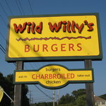 Wild Willy's Burgersj