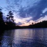 Dawn paddle....