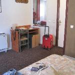 camera ampia di De lìetole