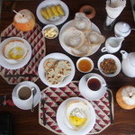 Sri Lankan breakfast at Nautilus