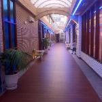 couloir Dun des restaurants