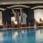 The Westin inside pool and Spa