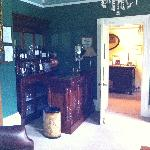 Lounge 1 with Honesty Bar