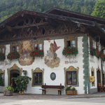 Beautiful traditional Bavarian Hotel zur Post