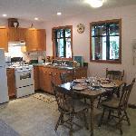 Kitchen Garden Suite's Kitchen