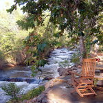 South Fork of the Kaweah River in our backyard