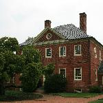 Montpelier - back of mansion