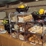 Daily Continental Breakfast Buffet