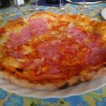 Meine Steinofen Pizza Mmmhh, Lecker